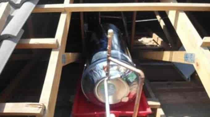 Geyser Repair in Bergbron